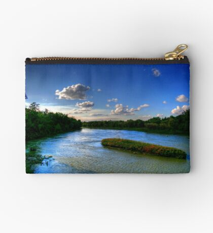 Silence on the River  Studio Pouch