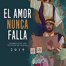 EL AMOR NUNCA FALLA (JOSIAS) SPANISCH von JW ARTS & CRAFTS