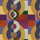 Colour Revolution Squares TWO by BigFatArts