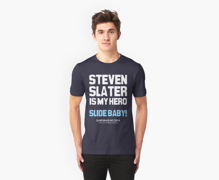 Steven Slater is my hero by kaysha