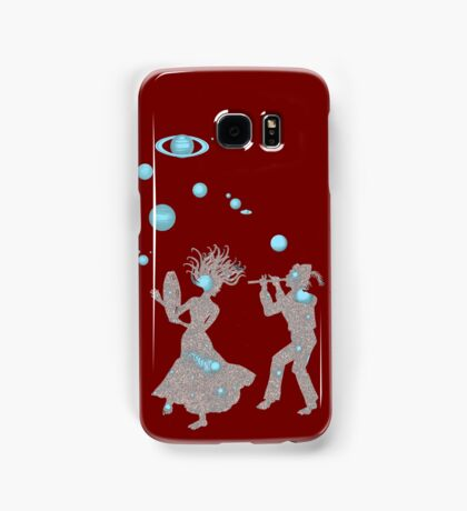 Cosmic Dance with Music of the Spheres Samsung Galaxy Case/Skin