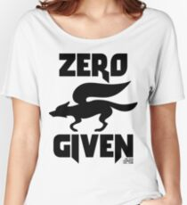 Zero (Star) Fox Given Women's Relaxed Fit T-Shirt