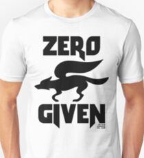 Zero (Star) Fox Given T-Shirt