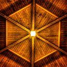 Rooftop Kaleidoscope by Bob Larson