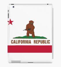 Republic of California iPad Case/Skin