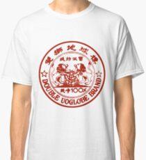 Double UOGlobe Brand Classic T-Shirt