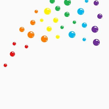 Bubble Rainbow by Cabi