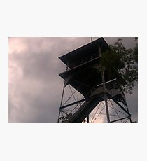 Watchtower 2 Photographic Print