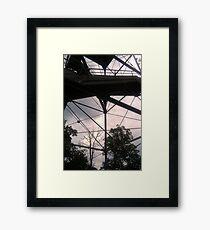Watchtower 6 Framed Print