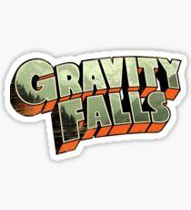 Gravity Falls Sticker