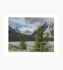 Jasper National Park Art Print