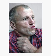 Russian man (Danyla) Photographic Print