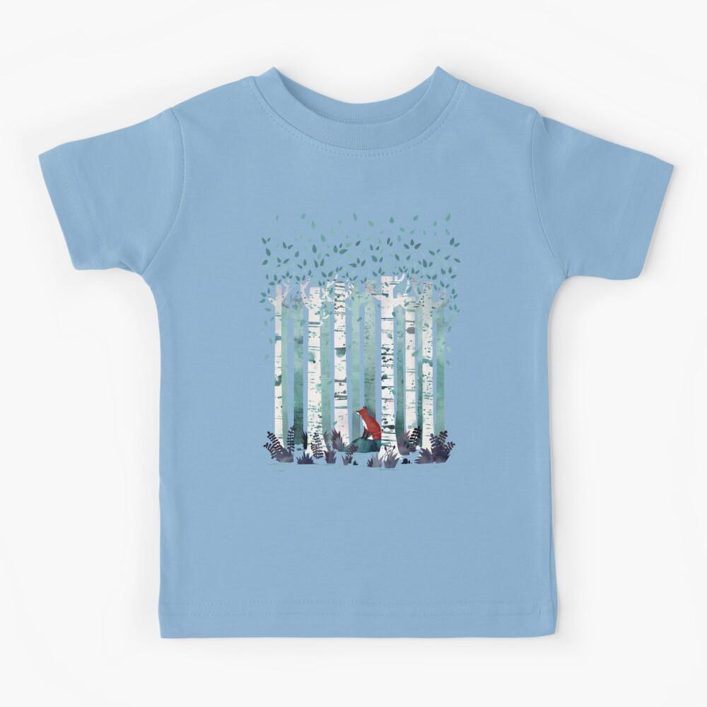 Die Birken Kinder T-Shirt