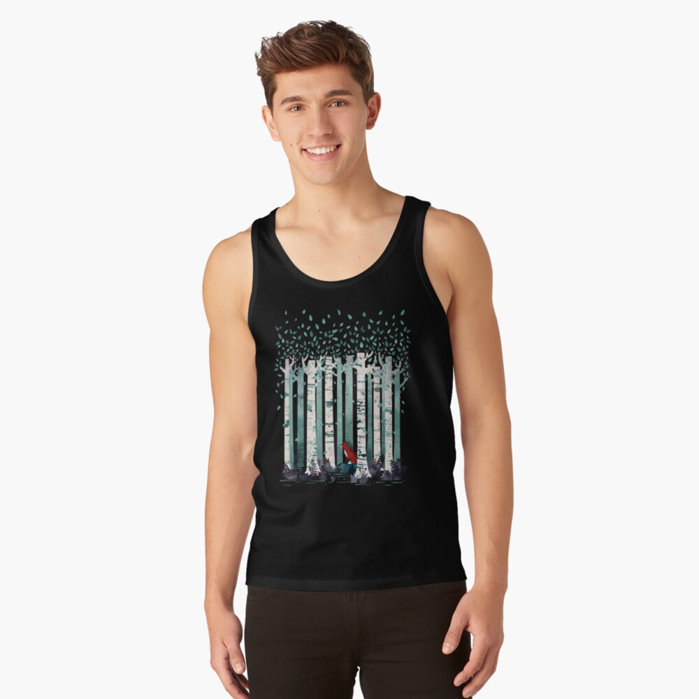 The Birches Tank Top