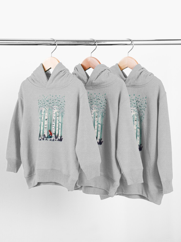Alternate view of The Birches Toddler Pullover Hoodie