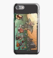 Epic battle! iPhone Case/Skin