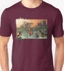 Epic battle! Unisex T-Shirt