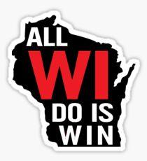Wisconsin Sticker