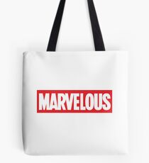 Marvelous Tote Bag