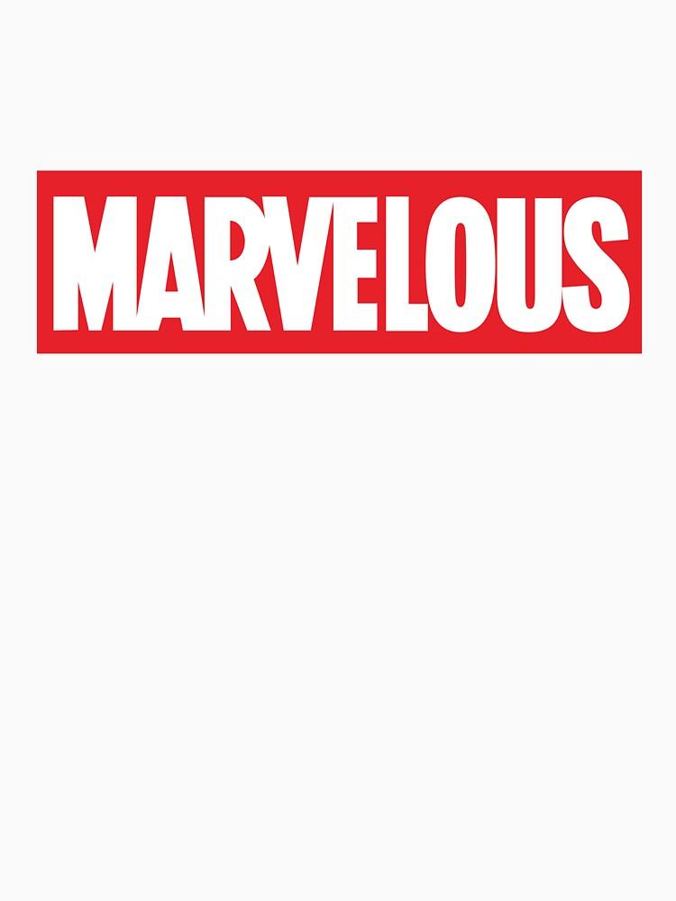 Marvelous by rubenwills