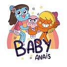 Baby Anais by IruExposito