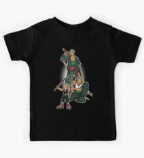 Zoro's path Kids Clothes