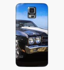Chevy Muskel Hülle & Klebefolie für Samsung Galaxy