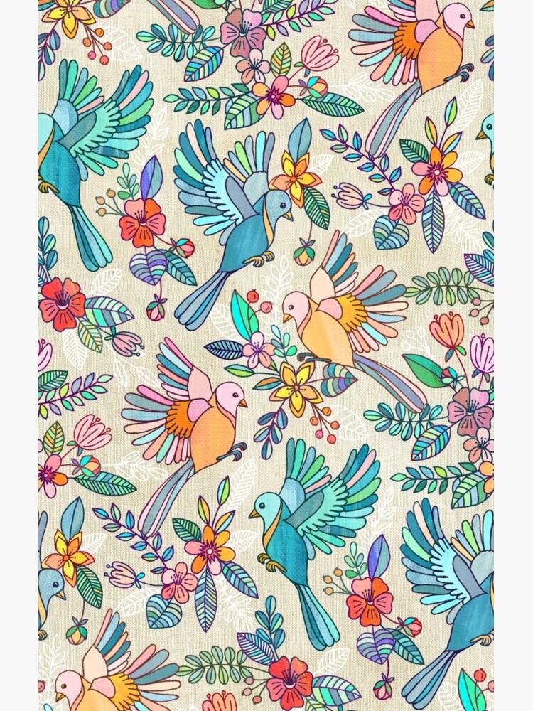 Whimsical Summer Flight by micklyn