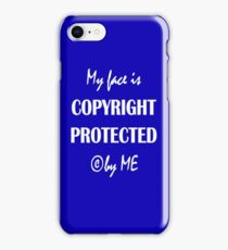 Copyright iPhone Case/Skin