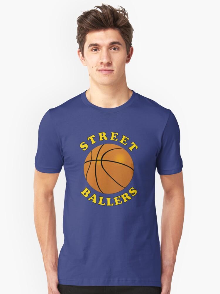 Street Ballers Unisex T-Shirt Front