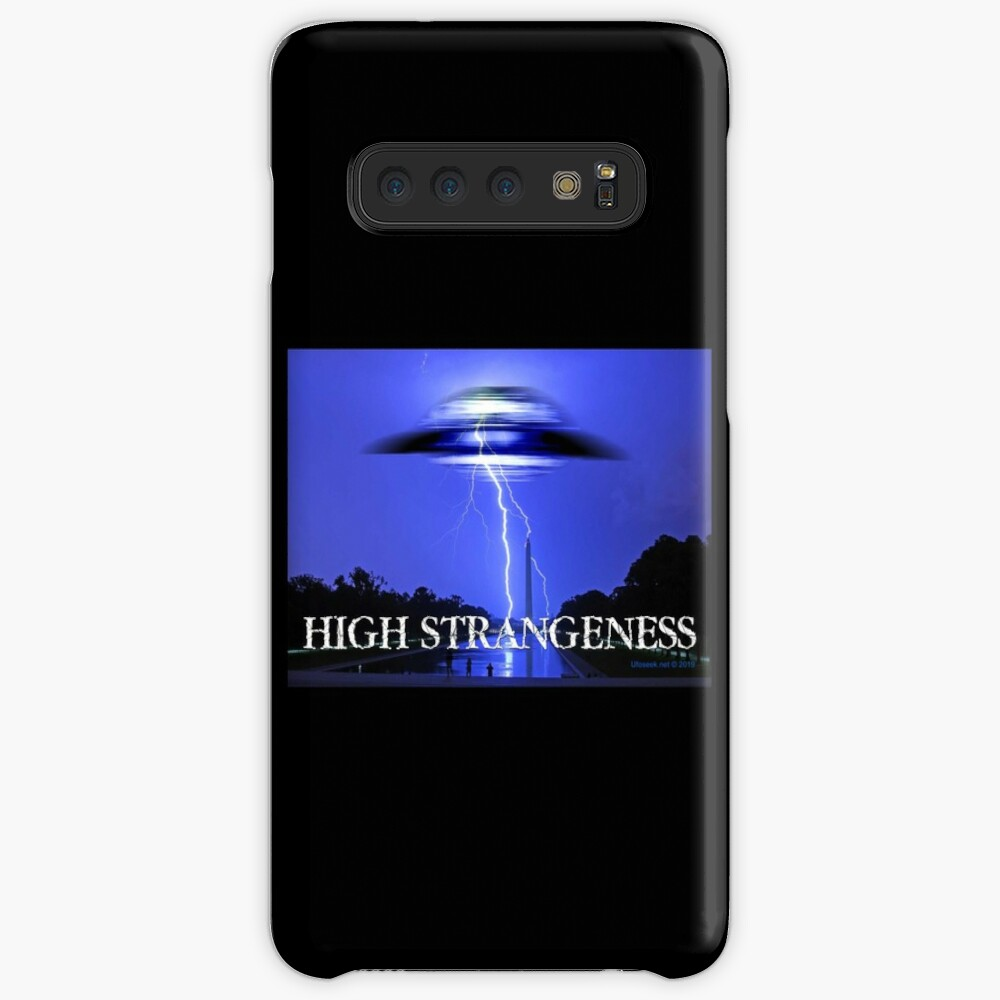 High Strangeness Cases & Skins for Samsung Galaxy