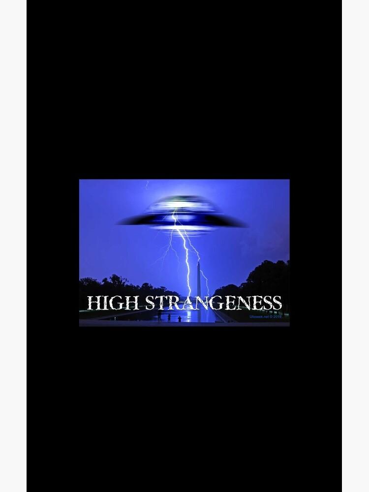 High Strangeness by EyeMagined