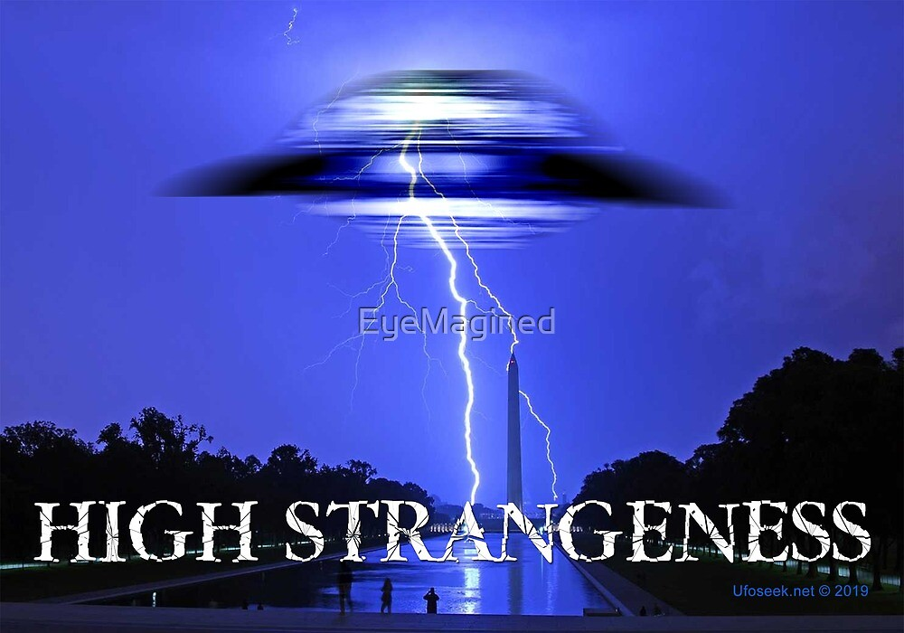 High Strangeness by EyeMagined