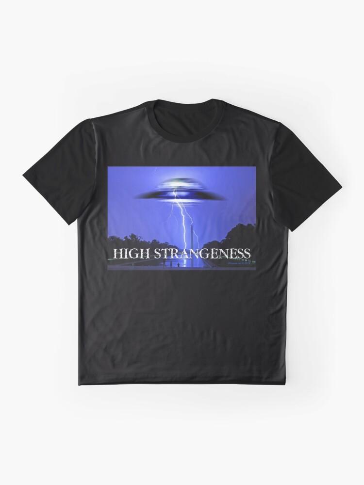 Alternate view of High Strangeness Graphic T-Shirt