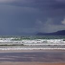 Storm over Dingle Bay, Kerry, Ireland by Pat Herlihy