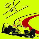Pagenaud 2019 Indy 500 Winner (Signature) by GHRDesign