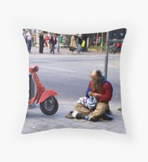 No other concern Throw Pillow