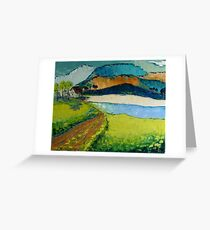 Blue Mountain Greeting Card