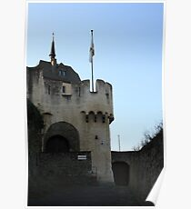 Marksburg Tower Poster