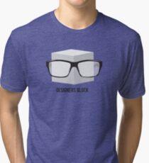 Designers Block Tri-blend T-Shirt