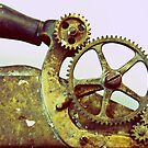 Mechanism by knobby