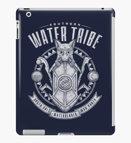 Avatar Southern Water Tribe iPad Case/Skin