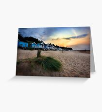 Wells-Next-The-Sea, Norfolk Greeting Card