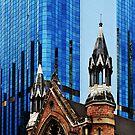 Brissy downtown by Mark Malinowski