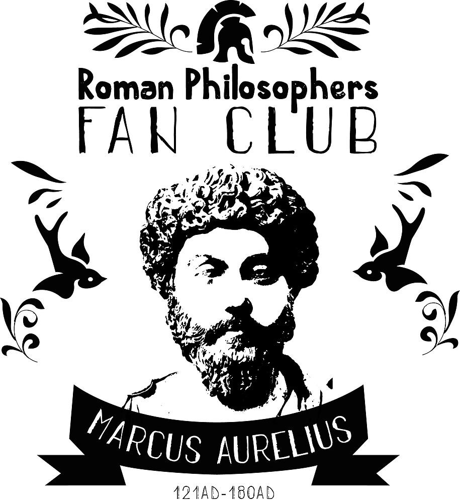 Roman Philosophers - Marcus Aurelius by daurelius