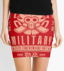 Avatar Fire Nation Mini Skirt