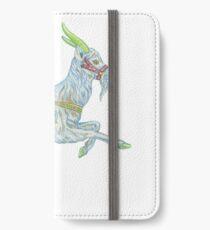 Carousel Goat iPhone Wallet/Case/Skin