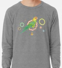 Candy Carolina Parakeet Lightweight Sweatshirt