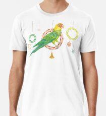 Candy Carolina Parakeet Premium T-Shirt