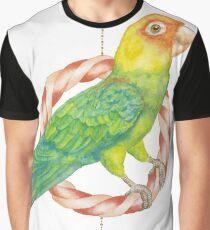 Candy Carolina Parakeet Graphic T-Shirt